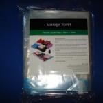 Vacuum Seal Storage Bags 120cmx80cm or 90cmx70cm 2 pack