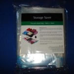 Vacuum Seal Storage Bags 120cmx80cm or 90cmx70cm 2 pack