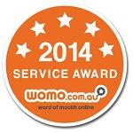 WOMO-Service-Award-2014