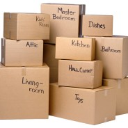 How to Pack Boxes For Moving
